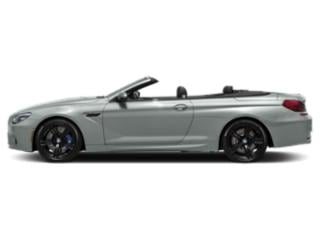 Silverstone Metallic 2018 BMW M6 Pictures M6 Convertible photos side view