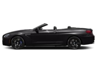 Ruby Black Metallic 2018 BMW M6 Pictures M6 Convertible photos side view