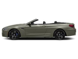 Moonstone Metallic 2018 BMW M6 Pictures M6 Convertible photos side view