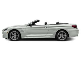 Alpine White 2018 BMW 6 Series Pictures 6 Series 640i Convertible photos side view