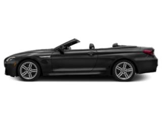 Black Sapphire Metallic 2018 BMW 6 Series Pictures 6 Series 640i Convertible photos side view