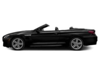 Jet Black 2018 BMW 6 Series Pictures 6 Series 640i Convertible photos side view