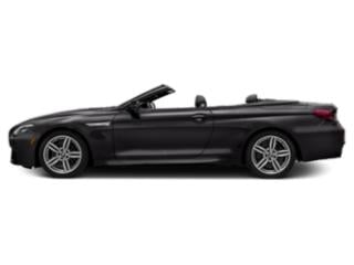 Ruby Black Metallic 2018 BMW 6 Series Pictures 6 Series 640i Convertible photos side view