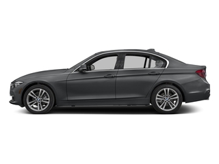 Mineral Gray Metallic 2018 BMW 3 Series Pictures 3 Series Sedan 4D 328dx AWD photos side view