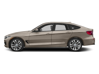 Kalahari Beige Metallic 2018 BMW 3 Series Pictures 3 Series 330i xDrive Gran Turismo photos side view