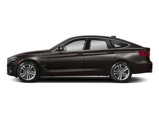 Jatoba Brown Metallic 2018 BMW 3 Series Pictures 3 Series 340i xDrive Gran Turismo photos side view