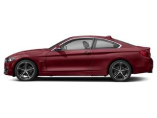 Melbourne Red Metallic 2018 BMW 4 Series Pictures 4 Series Coupe 2D 430i photos side view