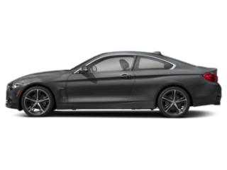 Mineral Gray Metallic 2018 BMW 4 Series Pictures 4 Series Coupe 2D 430i photos side view