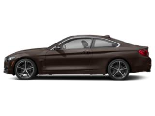 Sparkling Brown Metallic 2018 BMW 4 Series Pictures 4 Series Coupe 2D 430i photos side view