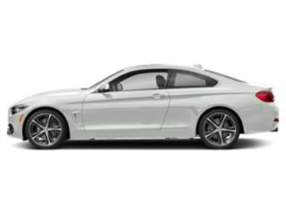 Alpine White 2018 BMW 4 Series Pictures 4 Series Coupe 2D 440i photos side view