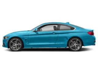 Snapper Rocks Blue Metallic 2018 BMW 4 Series Pictures 4 Series Coupe 2D 440i photos side view