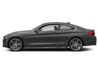 Mineral Gray Metallic 2018 BMW 4 Series Pictures 4 Series Coupe 2D 440i photos side view