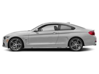 Mineral White Metallic 2018 BMW 4 Series Pictures 4 Series Coupe 2D 440i photos side view