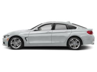 Glacier Silver Metallic 2018 BMW 4 Series Pictures 4 Series Sedan 4D 430xi AWD photos side view