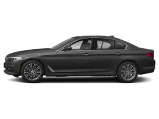 Dark Graphite Metallic 2018 BMW 5 Series Pictures 5 Series 540d xDrive Sedan photos side view