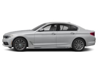 Rhodonite Silver Metallic 2018 BMW 5 Series Pictures 5 Series 540d xDrive Sedan photos side view