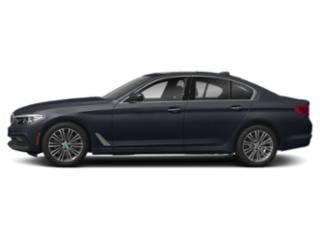 Imperial Blue Metallic 2018 BMW 5 Series Pictures 5 Series 540d xDrive Sedan photos side view