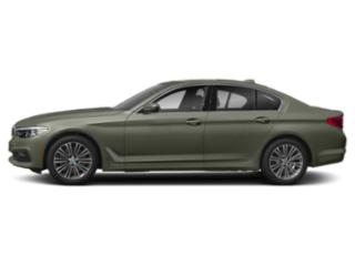 Atlas Cedar Metallic 2018 BMW 5 Series Pictures 5 Series 540d xDrive Sedan photos side view