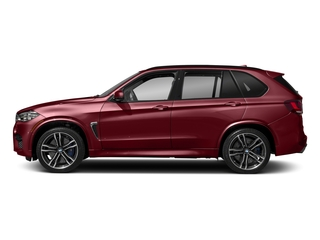 Melbourne Red Metallic 2018 BMW X5 M Pictures X5 M Utility 4D M AWD photos side view