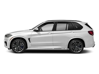 Mineral White Metallic 2018 BMW X5 M Pictures X5 M Utility 4D M AWD photos side view