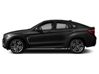 Black Sapphire Metallic 2018 BMW X6 M Pictures X6 M Utility 4D M AWD photos side view