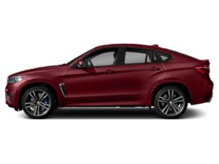 Melbourne Red Metallic 2018 BMW X6 M Pictures X6 M Utility 4D M AWD photos side view