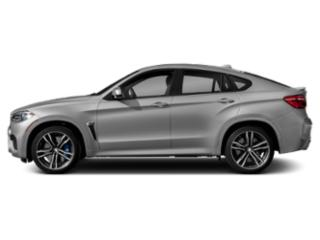 Donington Gray Metallic 2018 BMW X6 M Pictures X6 M Utility 4D M AWD photos side view