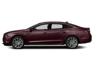 Black Cherry Metallic 2018 Buick LaCrosse Pictures LaCrosse 4dr Sdn Avenir AWD photos side view