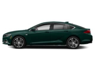 Carrageen Metallic 2018 Buick Regal Sportback Pictures Regal Sportback 4dr Sdn Essence FWD photos side view