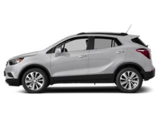 Quicksilver Metallic 2018 Buick Encore Pictures Encore Utility 4D Preferred II 2WD I4 Turbo photos side view