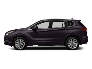 Midnight Amethyst Metallic 2018 Buick Envision Pictures Envision Utility 4D Premium I AWD photos side view