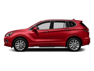 Chili Red Metallic 2018 Buick Envision Pictures Envision Utility 4D Premium I AWD photos side view