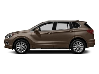 Bronze Alloy Metallic 2018 Buick Envision Pictures Envision Utility 4D Premium I AWD photos side view