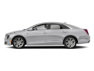 Radiant Silver Metallic 2018 Cadillac XTS Pictures XTS Sedan 4D Luxury V6 photos side view