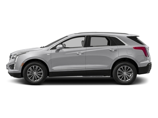 Radiant Silver Metallic 2018 Cadillac XT5 Pictures XT5 Utility 4D Luxury AWD V6 photos side view