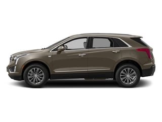 Bronze Dune Metallic 2018 Cadillac XT5 Pictures XT5 Utility 4D Luxury AWD V6 photos side view