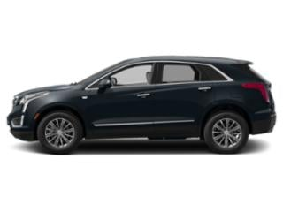 Midnight Sky Metallic 2018 Cadillac XT5 Pictures XT5 Utility 4D Luxury AWD V6 photos side view