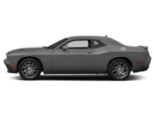 Destroyer Gray Clearcoat 2018 Dodge Challenger Pictures Challenger GT AWD photos side view