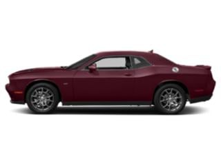 Octane Red Pearlcoat 2018 Dodge Challenger Pictures Challenger GT AWD photos side view