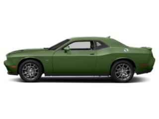 F8 Green 2018 Dodge Challenger Pictures Challenger GT AWD photos side view