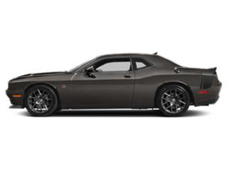 Granite Pearlcoat 2018 Dodge Challenger Pictures Challenger R/T Scat Pack RWD photos side view