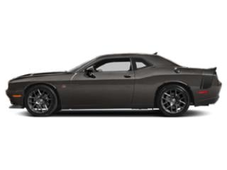 Granite Pearlcoat 2018 Dodge Challenger Pictures Challenger Coupe 2D R/T Scat Pack V8 photos side view