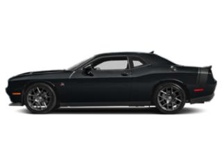 Maximum Steel Metallic Clearcoat 2018 Dodge Challenger Pictures Challenger Coupe 2D T/A 392 V8 photos side view