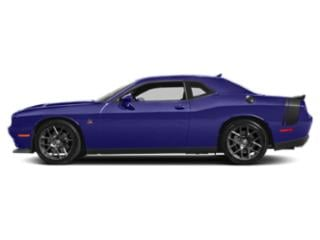 Plum Crazy Pearlcoat 2018 Dodge Challenger Pictures Challenger T/A 392 RWD photos side view