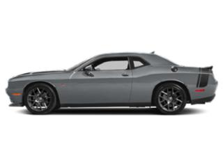 Billet Clearcoat 2018 Dodge Challenger Pictures Challenger Coupe 2D T/A 392 V8 photos side view