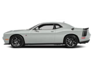 White Knuckle Clearcoat 2018 Dodge Challenger Pictures Challenger Coupe 2D T/A 392 V8 photos side view