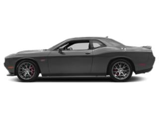 Destroyer Gray Clearcoat 2018 Dodge Challenger Pictures Challenger Coupe 2D SRT 392 V8 photos side view
