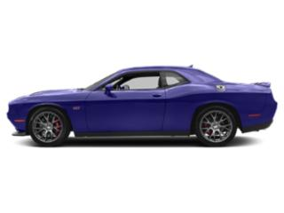 Plum Crazy Pearlcoat 2018 Dodge Challenger Pictures Challenger Coupe 2D SRT 392 V8 photos side view
