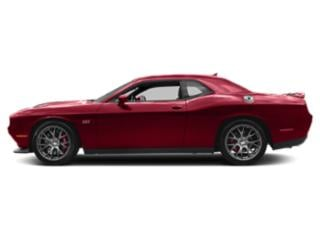 Redline Red Tricoat Pearl 2018 Dodge Challenger Pictures Challenger Coupe 2D SRT 392 V8 photos side view