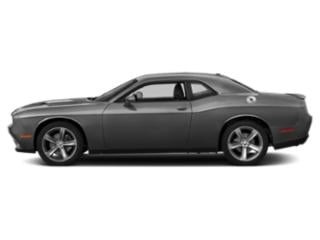 Destroyer Gray Clearcoat 2018 Dodge Challenger Pictures Challenger Coupe 2D SXT V6 photos side view